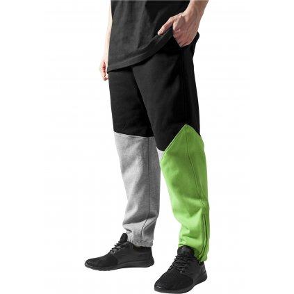 TB286 M1 00121grey black limegreen