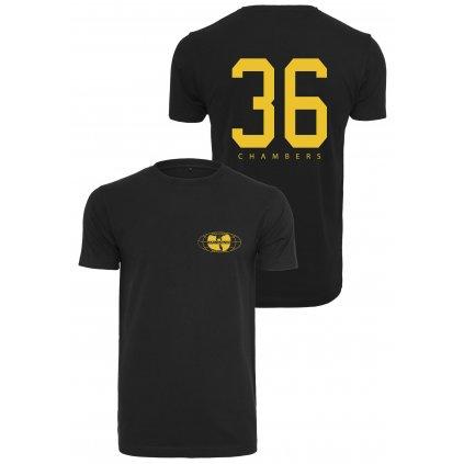 Pánske tričko Wu Wear 36 Chambers Tee