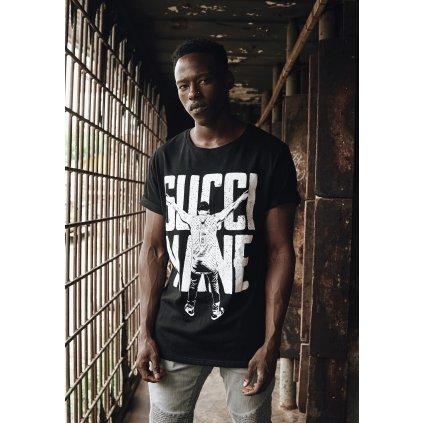 Tričko Merchcode Gucci Mane Guwop Stance Tee