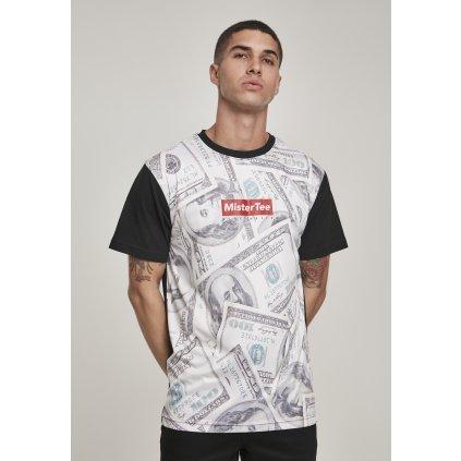 Pánske tričko MR.TEE Dollar Sublimation Tee