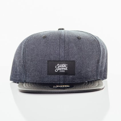 Snapback Sixth June Denim