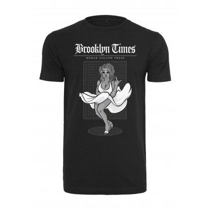 Pánske tričko MR.TEE Brooklyn Times Tee