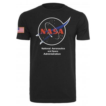 Pánske tričko MR.TEE NASA Retro Insignia Logo Tee