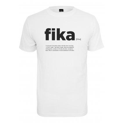 Pánske tričko MR.TEE Fika Definition Tee