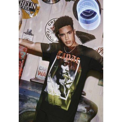 Pánske tričko MR.TEE Tupac California Love Tee