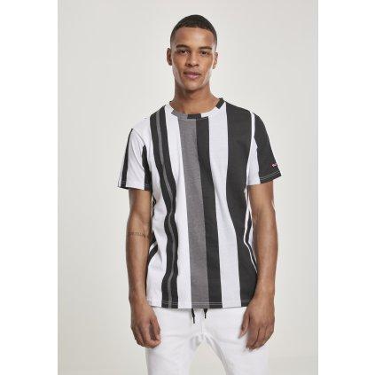 Pánske tričko SOUTHPOLE Vertical Block AOP T-Shirt