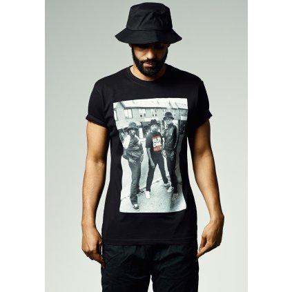 Pánske tričko MR.TEE Run DMC Kings Of Rock T-Shirt