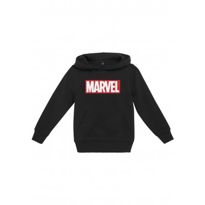 Detská mikina MR.TEE Kids Marvel Logo  Hoody