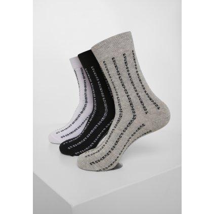 Ponožky MR.TEE Fuck You Socks 3-Pack