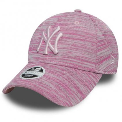 new era 9forty womens essential fit ny yankees pink 56393.thumb 600x600