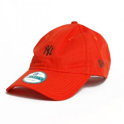new era 9forty essential ny yankees orange 31931