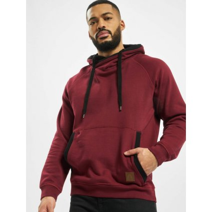 Pánska mikina Just Rhyse / Hoodie Rock Spring in red