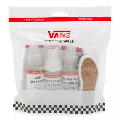 Čistiaci set na tenisky VANS MN VANS SHOE CARE TRAVEL KIT