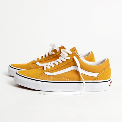 vans ua old skool yol yellow 77887