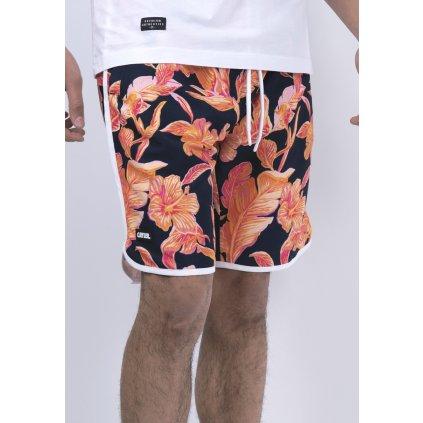 Pánske kraťasy C&S WL Trop Cher Micro Fibre Shorts