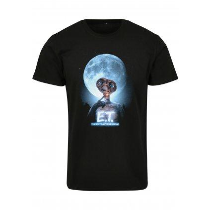 Dámske tričko MERCHCODE Ladies E.T. Face Tee