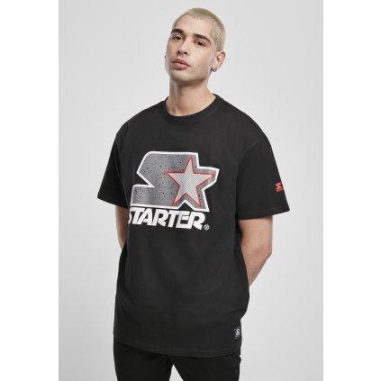 Pánske tričko Starter Multicolored Logo Tee