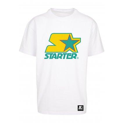 Pánske tričko Starter Colored Logo Tee