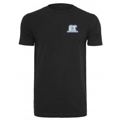 Dámske tričko MERCHCODE Ladies E.T. Logo And Space Tee
