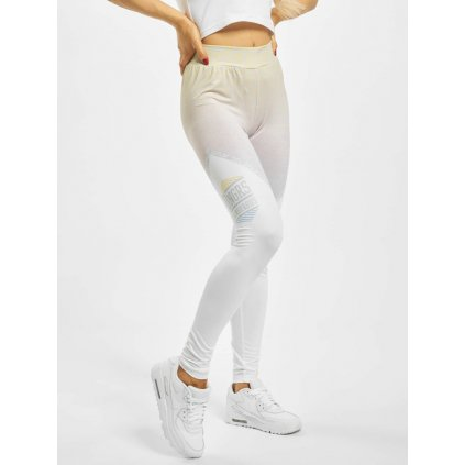 Dámske legíny Dangerous DNGRS / Legging/Tregging Tackle in white