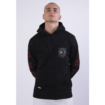 Pánska mikina C&S WL Rule The World Hoody