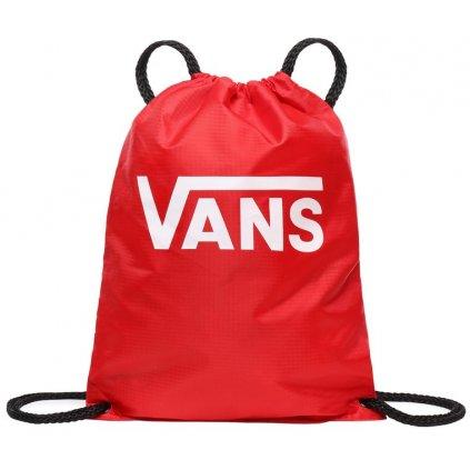 Vak Vans VANS MN LEAGUE BENCH BAG RACING RED