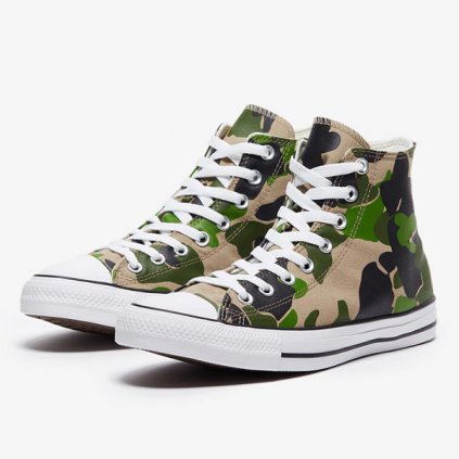converse chuck taylor all star black candied ginger 81897