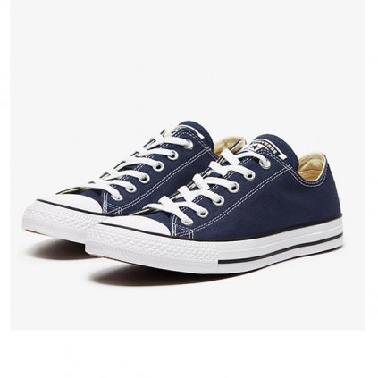 converse chuck taylor all star seasonal ox navy 81896