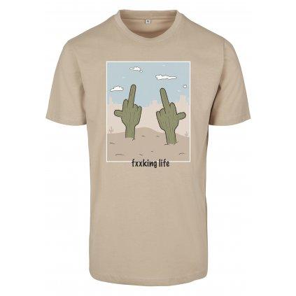 Dámske tričko MR.TEE Fucking Life Tee