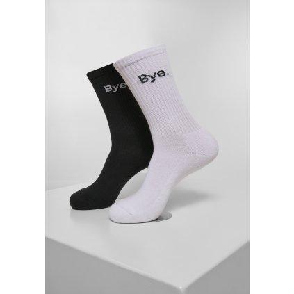 Ponožky MR.TEE HI - Bye Socks short 2-Pack