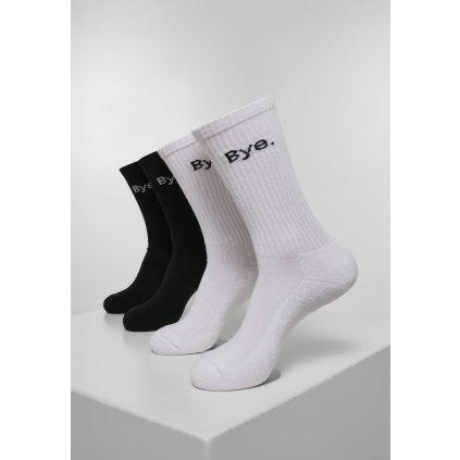 Ponožky MR.TEE HI - Bye Socks 4-Pack