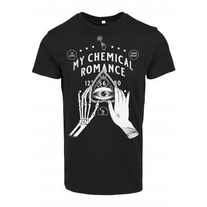 Pánske tričko MERCHCODE My Chemical Romance Pyramid Tee