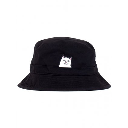 ripndip lord nermal bucket hat black 01