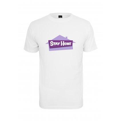 Pánske tričko MR.TEE Stay Home Tee