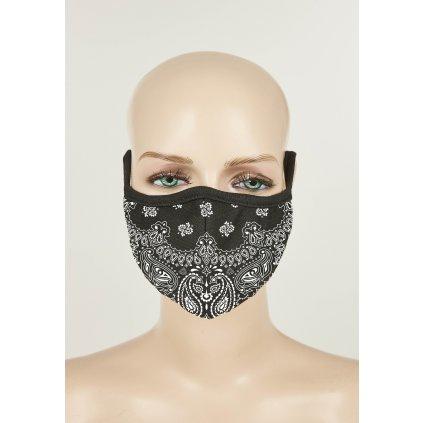 Rúško MR.TEE Bandana Face Mask 2-BALENIE