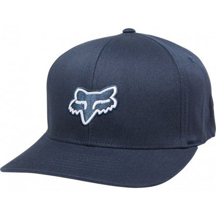 Šiltovka Fox Legacy Flexfit navy