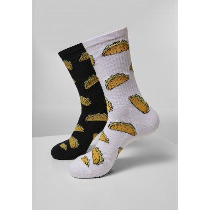 Ponožky MR.TEE Taco Socks 2-Pack