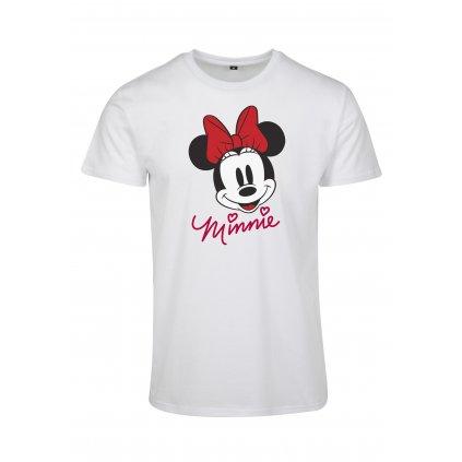 Dámske tričko MERCHCODE Ladies Minnie Mouse Tee