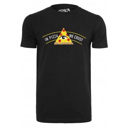 Pánske tričko TURN UP CRUST TEE