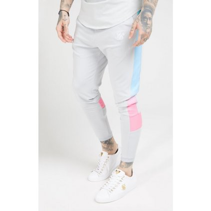 siksilk scope sprint fade panel track pants ice grey tri fade p4048 36269 medium