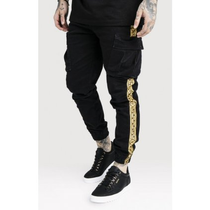 siksilk x dani alves cargo pants black p2997 23336 medium