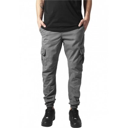 urban classics cargo jogging pants darkgrey 28899