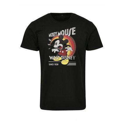 Pánske tričko MERCHCODE Mickey Mouse After Show Tee