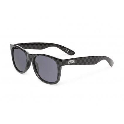 6777557 slnecne okuliare vans spicoli 4 shade black charcoal checkerboard