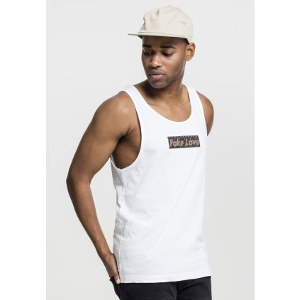 Pánske tielko MR.TEE Fake Love Tanktop