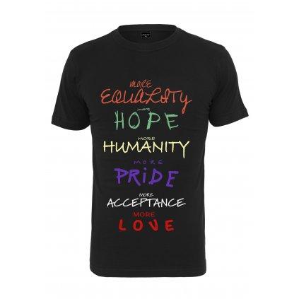 Pánske tričko MR.TEE More Equality Tee