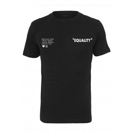 Pánske tričko MR.TEE Birth Place Earth Tee