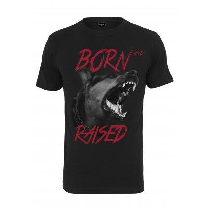 Pánske tričko MR.TEE Born & Raised Tee