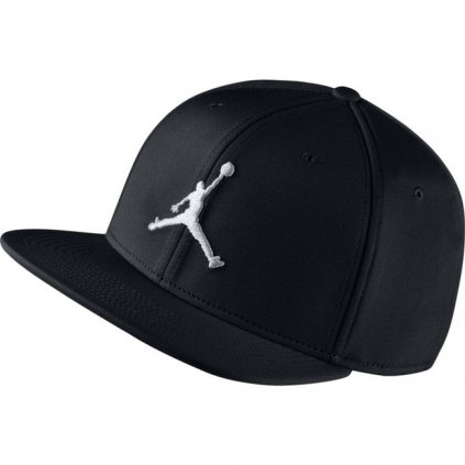 air jordan jumpman snapback black 861452 013 50253