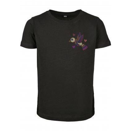 Detské tričko MR.TEE Kids Birdy Short Sleeve